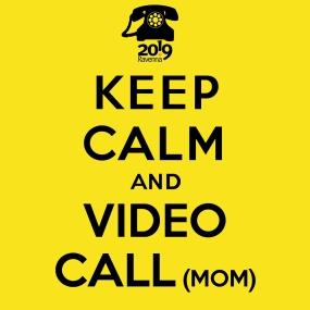 keepcalmand_VIDEO CALL(MOM)