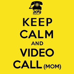 keepcalmand_VIDEO CALL(MOM)
